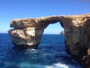 Azul Window, Malta, 2016