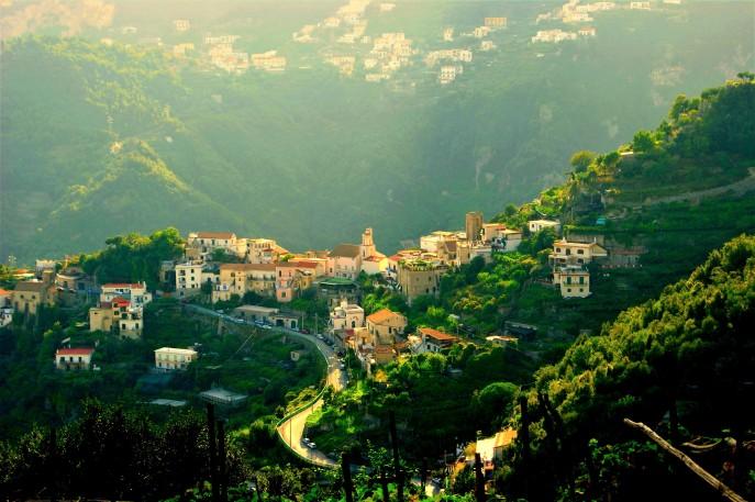 Amalfi Coast, Italy, 2015