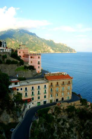 Amalfi, Italy, 2015