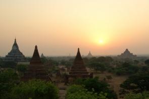 Bagan, Myanmar, 2016