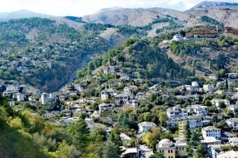 Gjirokaster, Albania, 2018