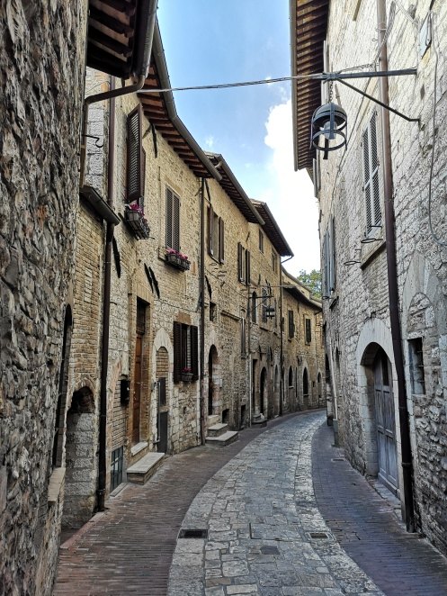Assissi, Italy, 2019