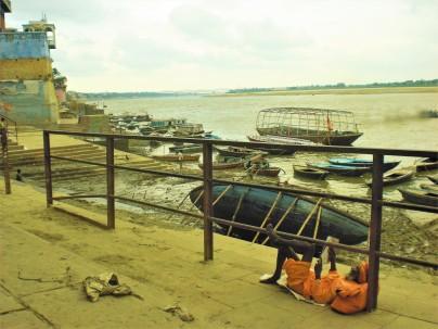 Varanasi, India, 2009