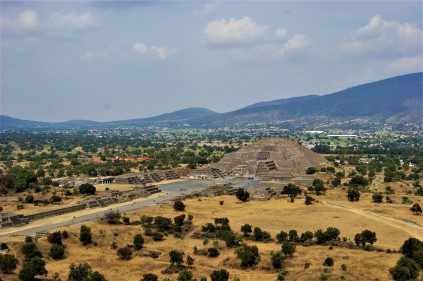 Teotihuacán, Mexico, 2014