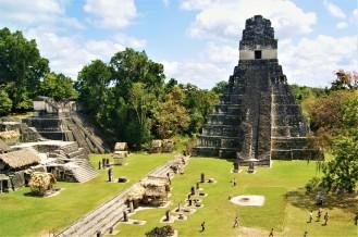 Tikal, Guatemala, 2014