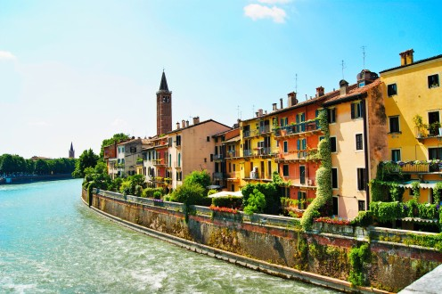 Verona, Italy, 2015