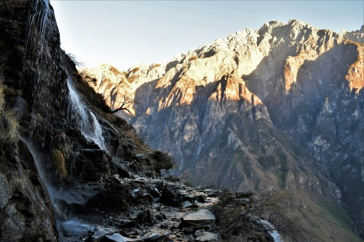 Tiger Leaping Gorge, China, 2018