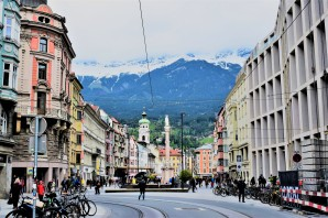 Innsbruck, Austria, 2017