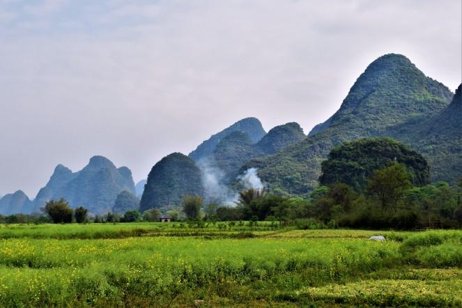 Yangshou, China, 2018